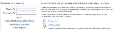 Renovacion online demanda de empleo Ceuta y Melilla