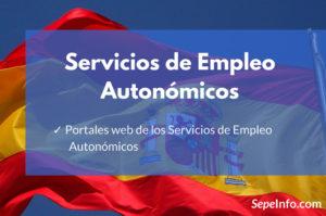 Servicios De Empleo Autonómico