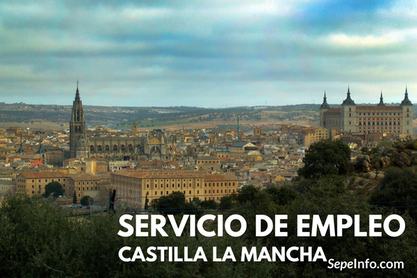 portal de Empleo Castilla la Mancha