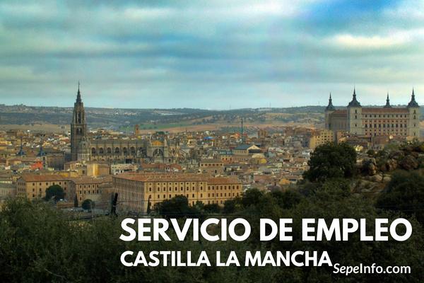 Portal de Empleo de Castilla La Mancha