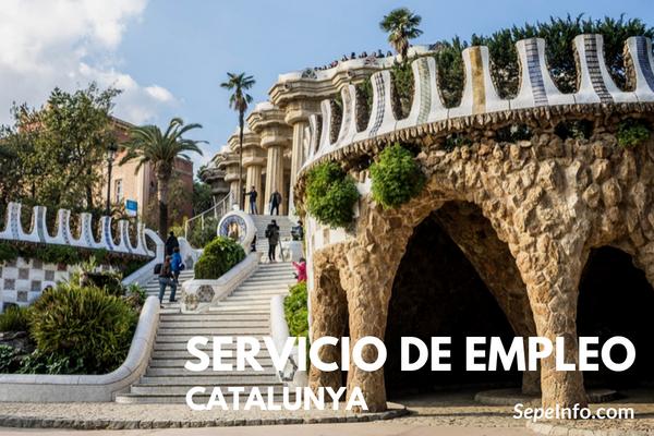 Portal de empleo Generlitat Catalunya
