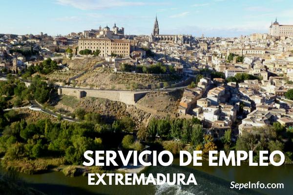 Portal de Empleo de Extremadura trabaja
