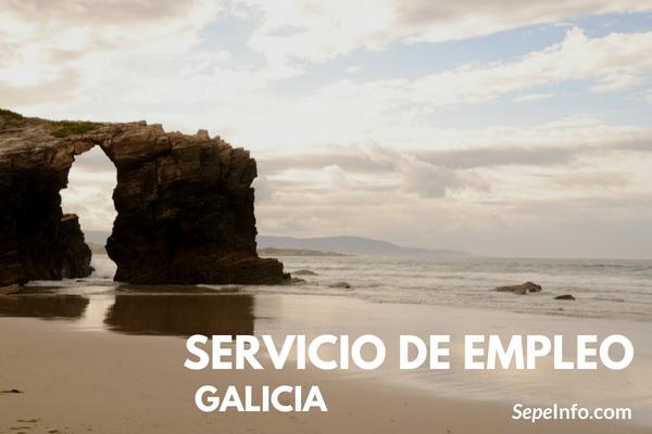 Portal de Empleo Galicia Speg