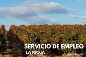 Portal de empleo en la Rioja