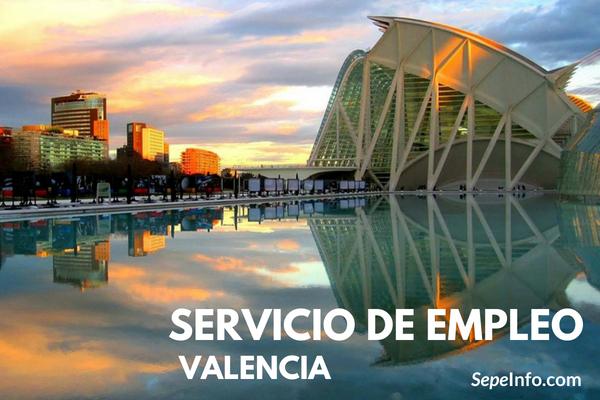 Portal de Empleo Comunidad Valenciana